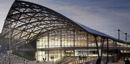 Budują dach ze szkła