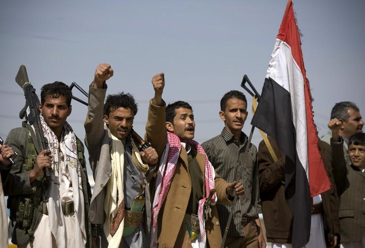 SBUNpripadnicima šiitske milicije Huti preti sankcijama
