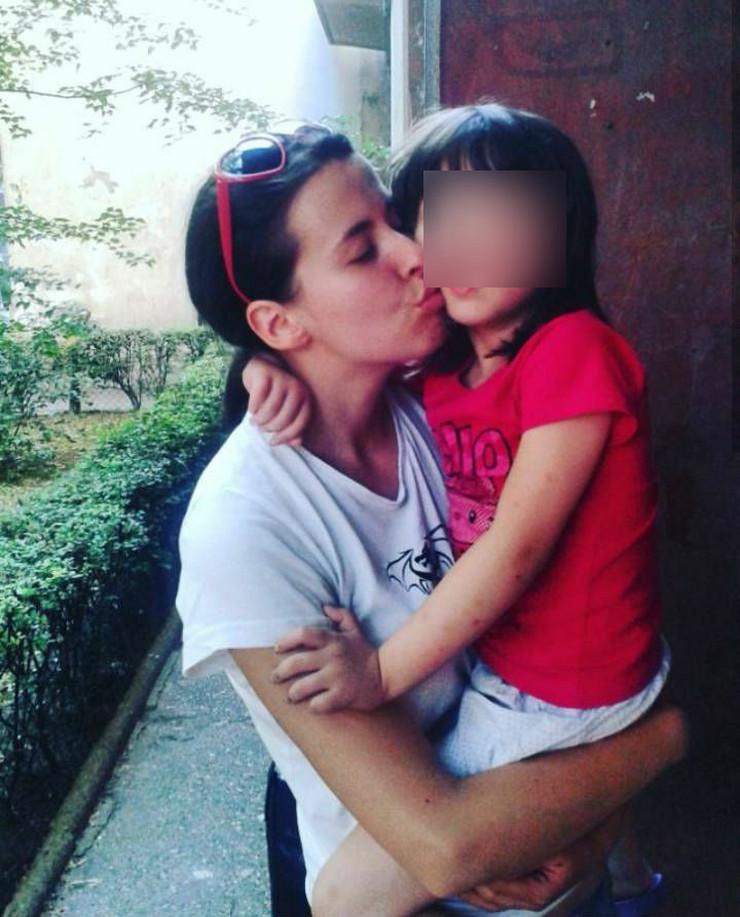 Paulina i njena ćerka