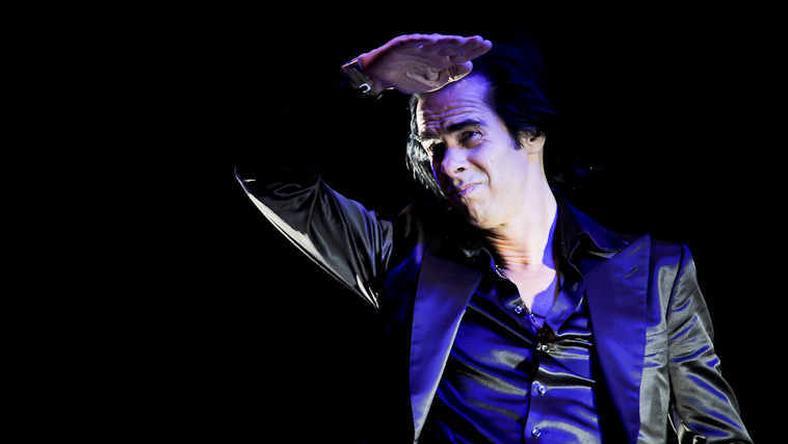 Nick Cave (fot. Artur Rawicz / Onet)