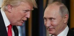 Putin złożył Trumpowi życzenia noworoczne