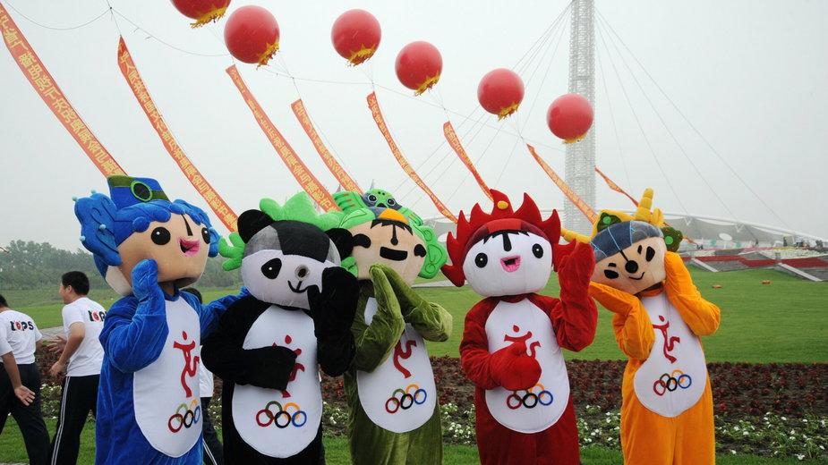 Pekin 2008 r. -