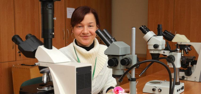 Królowa storczyków z Łodzi nagrodzona za badania naukowe w Kolumbii. Marta Kolanowska z Uniwersytetu Łódzkiego szczęśliwa i zaskoczona