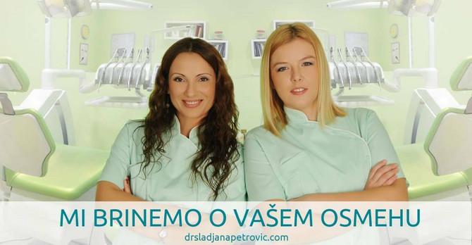 Doktorka Slađana i doktorka Vesna
