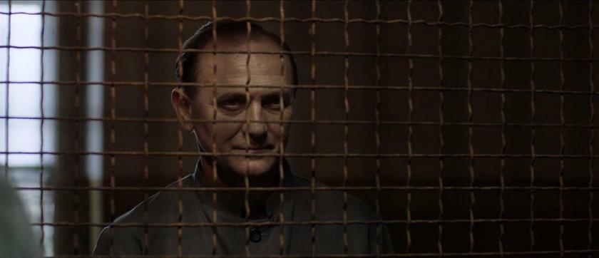 Andrzej Chyra niczym Hannibal Lecter