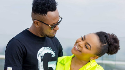 Nothing will change until I die - DJ Mo's message to Size 8 amid cheating allegations