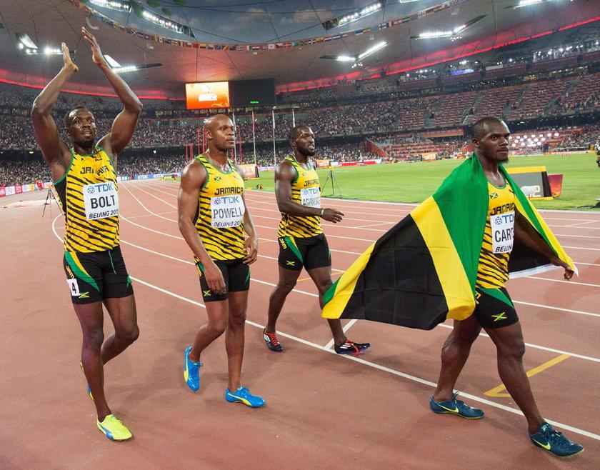 Bolt stracił złoty medal z Pekinu. Przez doping!