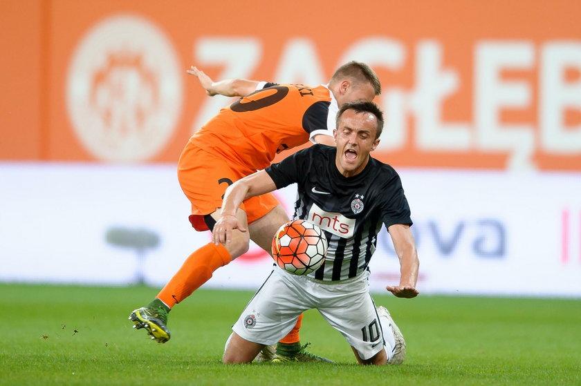 Miroslav Radović wraca. Legia Warszawa podpisała z nim kontrakt, o czym poinformował Partizan Belgrad