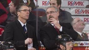 Trener Ottawa Senators spotkał swojego sobowtóra podczas meczu NHL