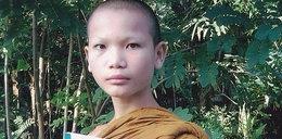 Był mnichem, teraz jest supermodelką