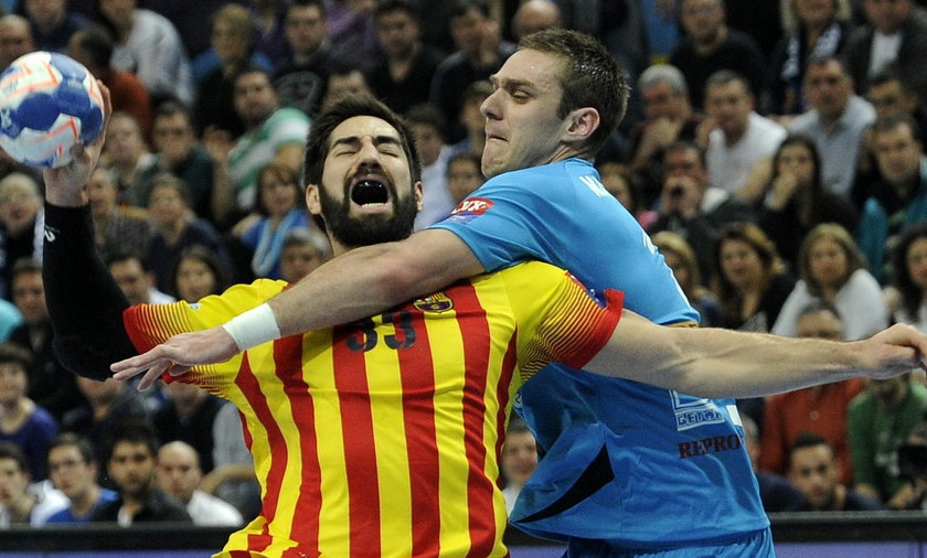 Barcelona piłka ręczna Liga Mistrzów