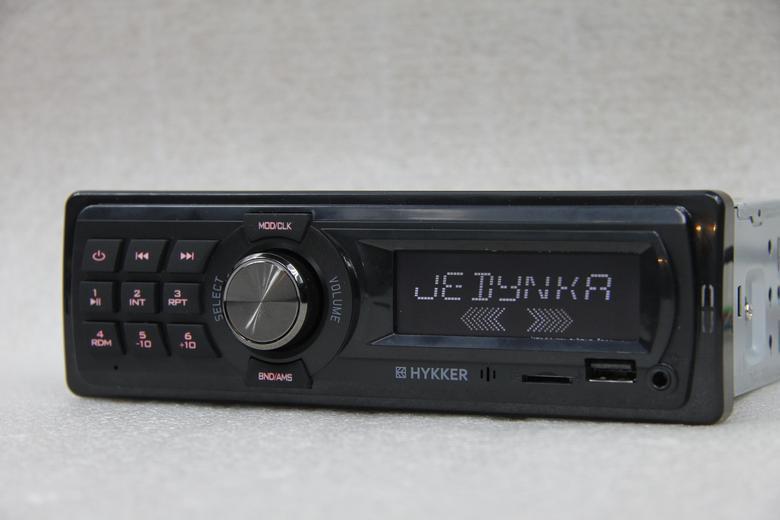 Hykker Tune radio z Biedronki