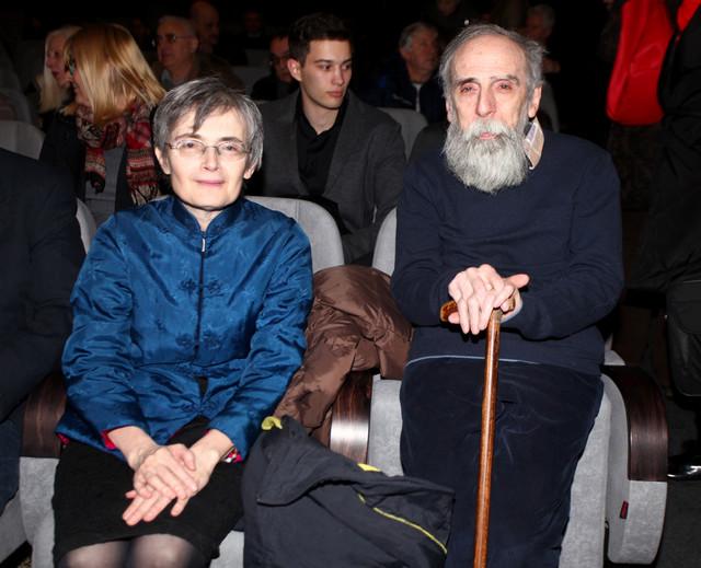 Svetlana i Zoran Popović