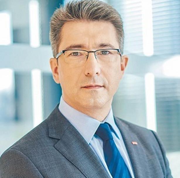 Jacek Siwiński prezes Velux Polska