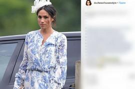 Megan je obukla haljinu od 4.000 funti, ali ovakve reakcije nije očekivala: Zašto si se umotala u posteljinu?