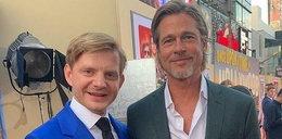 Zawierucha w gwiazdorskim towarzystwie bryluje w Hollywood