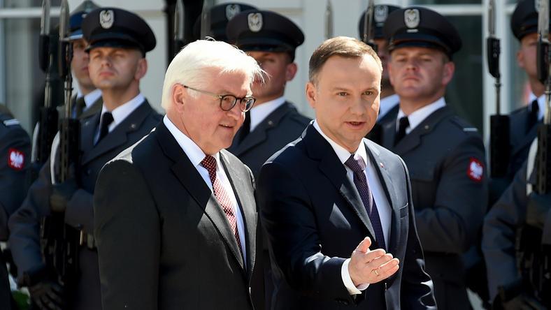 """""""DW"""": niemieccy politycy są zirytowani działaniami rządu Prawa i Sprawiedliwości"""