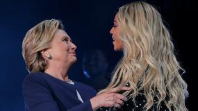 Gwiazdy estrady pomagają Clinton mobilizować wyborców