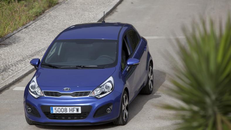 """Brytyjski magazyn """"Diesel Car"""" opublikował listę najlepszych samochodów napędzanych silnikiem wysokoprężnym. Zdaniem jury kia rio jest najlepszym autem z jednostką Diesla w klasie aut małych"""