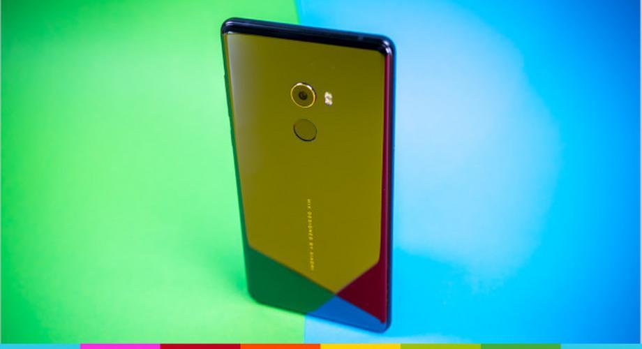 Xiaomi Mi Mix 2 im Test: gutes Design, mittelmäßige Kamera