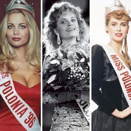 Izabella Krzan to nowa Miss Polonia. Jak wyglądały jej poprzedniczki?