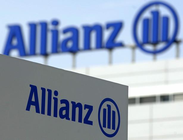 Niemiecki Allianz, największe w Europie towarzystwo ubezpieczeniowe, płaci za potknięcia swej spółki-córki, Dresdner Banku.