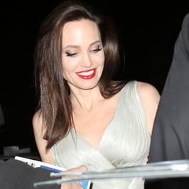 Angelina Jolie zabrała córki na kolejną galę