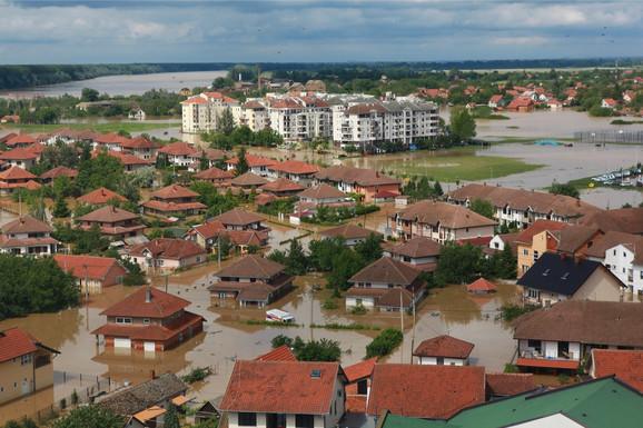 Katastrofalne poplave zahvatile su Obrenovac 2014. godine, ali straha od istih ove godine nema