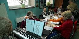 Seniorzy z Bochni śpiewają w chórze