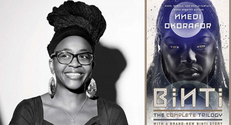 "Nnedi Okorafor's ""Binti Is Being Developed Into a TV Series (BellaNaija)"