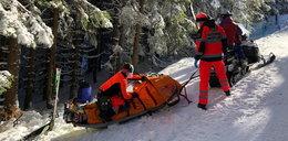 Śmierć w Beskidach. Nie żyje 34-letni narciarz