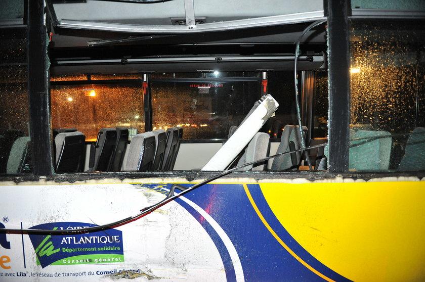 Autobusy zderzyły się pod Krakowem