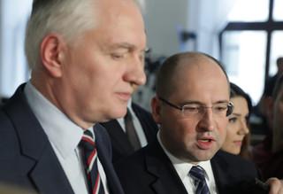 Sąd Koleżeński Porozumienia: 'Jarosław Gowin nie może uważać się za prezesa'