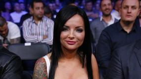 Kamila Wybrańczyk - to ona dzielnie wspiera Artura Szpilkę