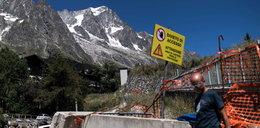 Lodowiec może sięzawalić. Ewakuowano mieszkańców doliny w Alpach