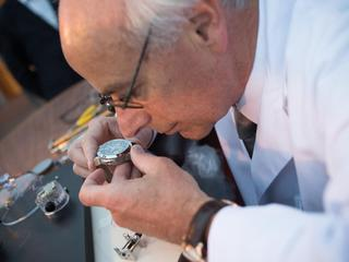 Christian Laurent, Master Watchmaker of Jaeger-LeCoultre