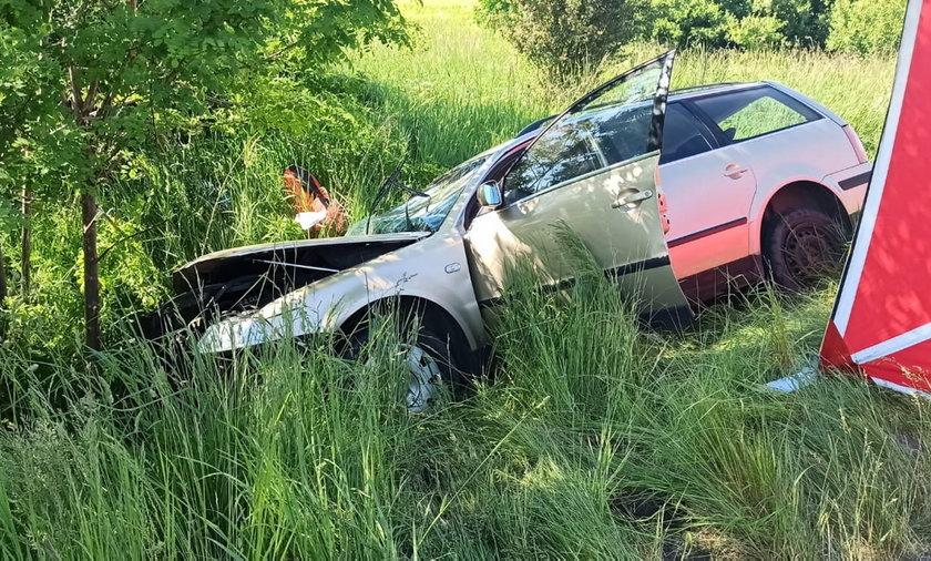Tragiczny wypadek pod Zgorzelcem.