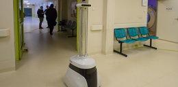 Robot zabójca wirusów w szpitalu w Łodzi. To projekt studentów Uniwersytetu Łódzkiego