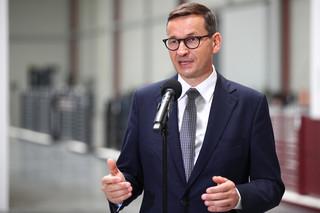 Morawiecki: Polski Ład jest zwycięstwem Polaków. Donosy do Brukseli niczego nie zmienią