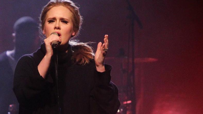 """Adele zaśpiewa """"Skyfall"""""""