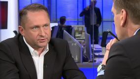 """Kamil Durczok w programie """"Tomasz Lis."""": nie byłem najbardziej eleganckim szefem pod Słońcem"""