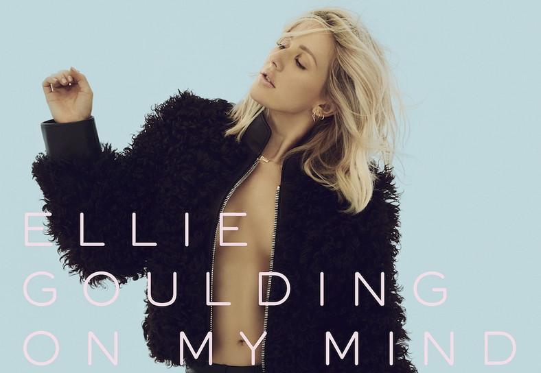 """Na okładce singla """"On My Mind"""" Ellie też sporo pokazuje"""
