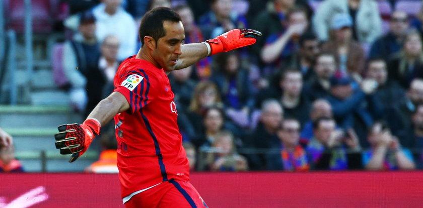 Brawa dla Bravo! Niesamowity wyczyn bramkarza Chile