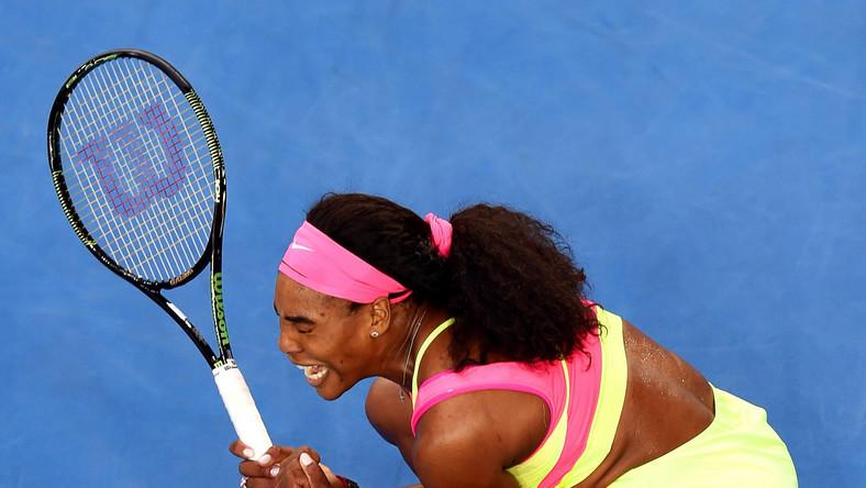 W co ona się ubrała? Serena Williams w kolorze yellow bahama na Australian Open