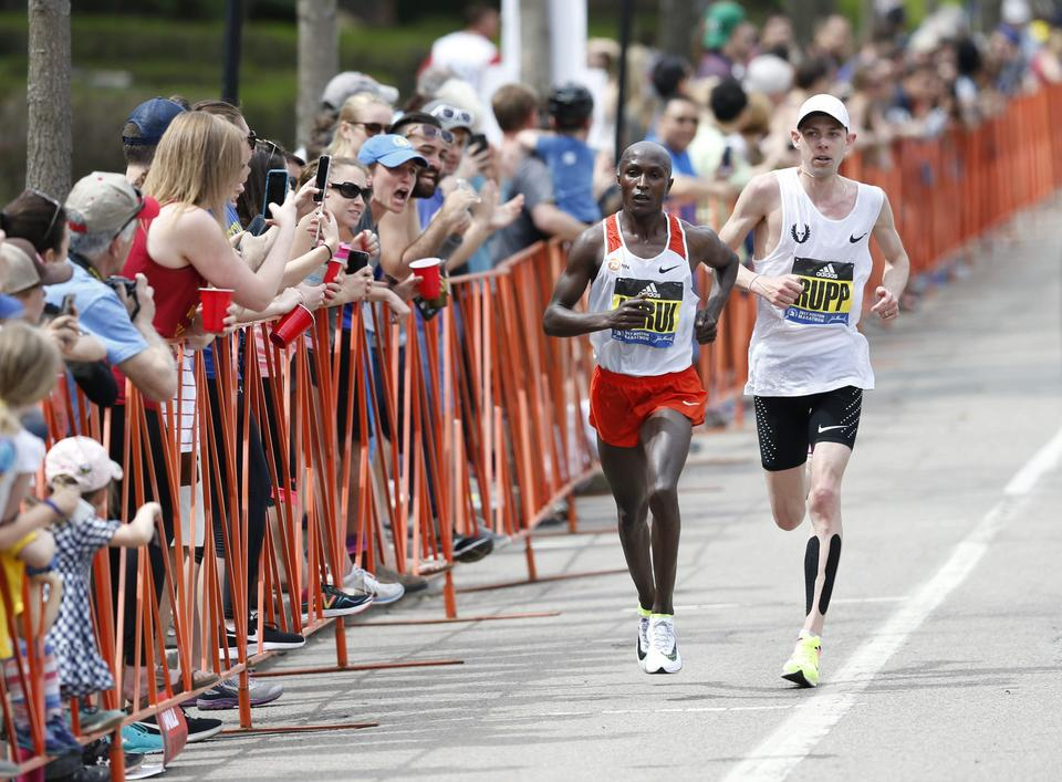 121. Boston Marathon