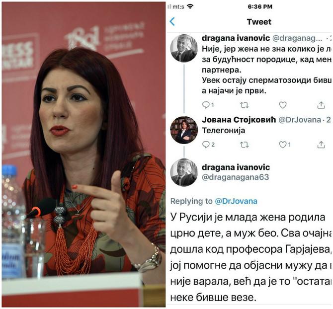 Dr Jovana Stojković upućena je u sve teme