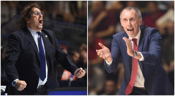 Andrea Trinkijeri i Milan Tomić