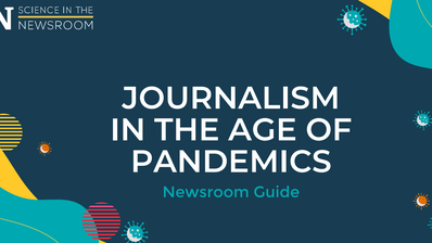 Journalism in the age of pandemics- report by WAN-IFRA