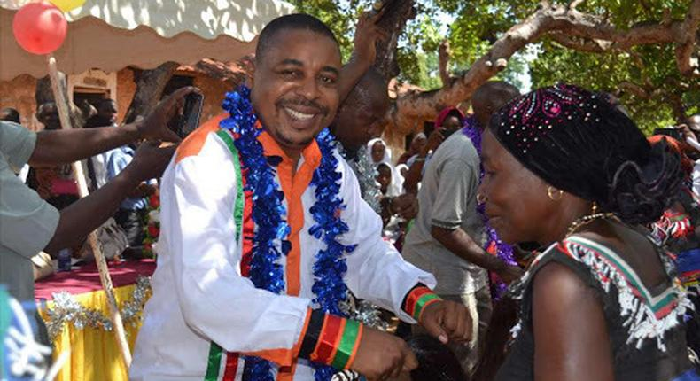 ODM's Omar Boga says as he Concedes defeat