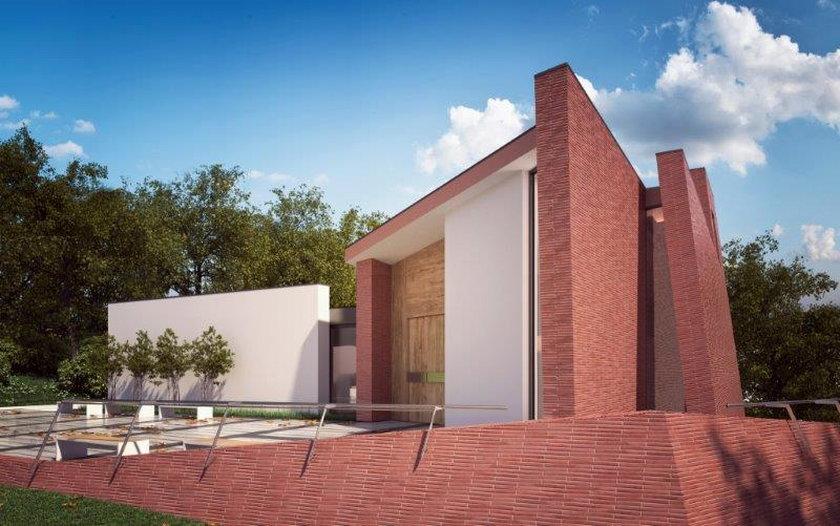 Nowy dom pogrzebowy na Cmentarzu Komunalnym w Sopocie